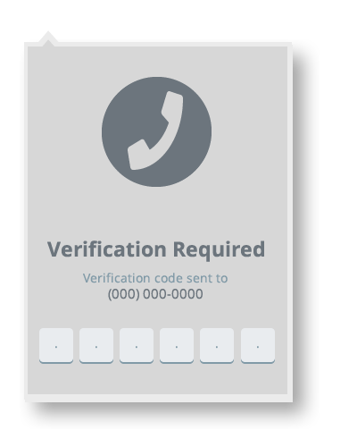 Strategy driven verification forms