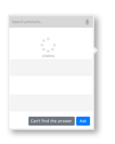 Strategy driven search forms